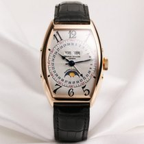 Franck Muller Master Calendar 5850 MC L 18k Rose Gold