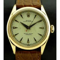 Rolex   Oyster perpetual 18kt rose gold,ref. 6284