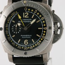 Panerai Depth Gauge Luminor Submersible