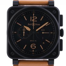 Bell & Ross Aviation BR 03-94 Heritage Ceramic Automatik...
