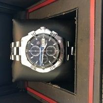 TAG Heuer Aquaracer Chronograph CAF2010 Box Papers 2011 Mint