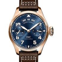 IWC Schaffhausen IW502701 Big Pilot's Watch Annual...