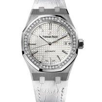 Audemars Piguet Royal Oak Lady Quartz 33 mm Diamonds Watch