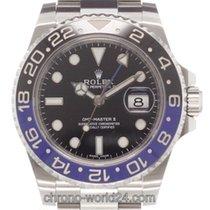 ロレックス (Rolex) GMT-Master II Ref. 116710 BLNR Box/Papiere...