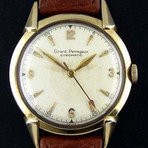 Girard Perregaux Gyromatic Vintage 10k Yellow Gold Filled...