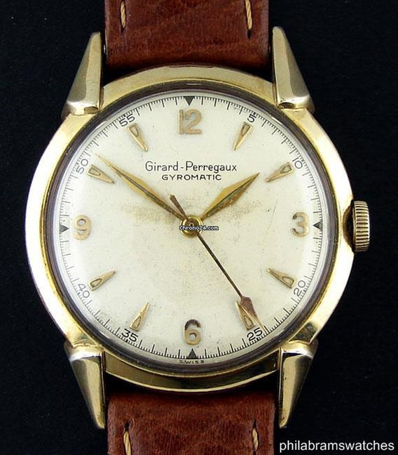 Vintage Girard Perregaux Watches