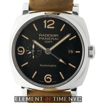 Panerai Radiomir Collection Radiomir 1940 3 Days GMT Steel...
