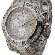 Breitling a1337111/g779-168a_AFTER_DIAs Super Avenger II with...