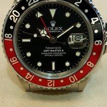 Rolex GMT-Master II Tiffany&Co