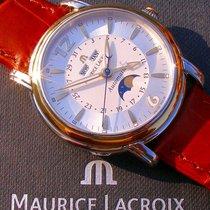 """Maurice Lacroix Masterpiece-""""Phase de Lune""""-Vollkalend..."""