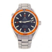 Omega Seamaster Planet Ocean Stainless Steel Automatic...