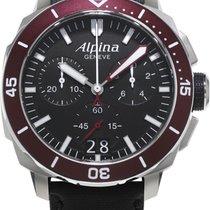 Alpina Geneve Diver 300 AL-372LBBRG4V6 Herrenchronograph...