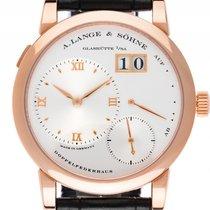 A. Lange & Söhne Lange 1 Roségold Handaufzug Armband Leder...