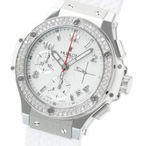 Hublot Big Bang Steel White
