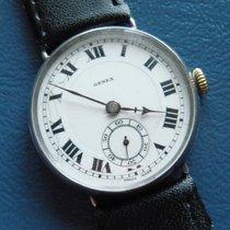 Rolex Genex veriflat Military / Militär 1921