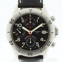 Eterna -MATIC Airforce IIl Chronograph Tritium 8408 41...