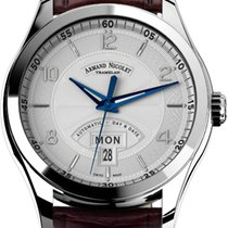 Armand Nicolet M02 Day&Date 9740A-AG-P974MR2