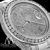 ロレックス (Rolex) Diamond Luxury Watch Datejust Ii Xl Complete...