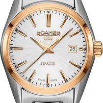 Roamer SEAROCK LADIES 30 MM 210844 49 15 20 Damenarmbanduhr...