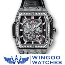 Hublot SPIRIT OF BIG BANG TITANIUM JEWELLERY Ref. 601.NX.0173....