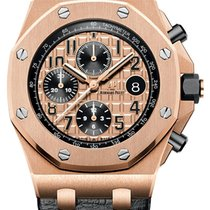 Audemars Piguet Royal Oak Offshore Chronograph 18K Solid Rose...