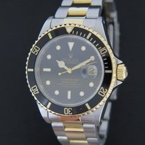 Rolex Oyster Perpetual Submariner Date Black
