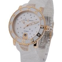 Ulysse Nardin 8106-101E-3C/20 Lady Diver Starry Night in Rose...