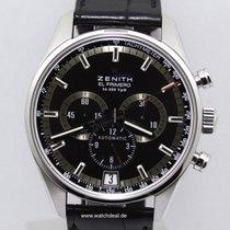 Zenith El Primero 36.000 VpH NEU  03.2040.400/21.C496