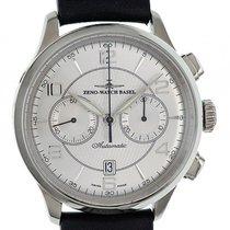 Zeno-Watch Basel Automatik Chronograph 44mm Neu