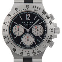 Bulgari Steel Diagono Chrono