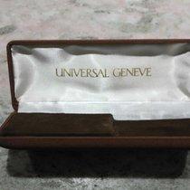 Universal Genève vintage watch box very rare newoldstock