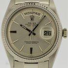 Rolex Day Date Weißgold 1803
