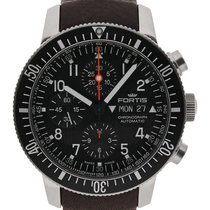 Fortis Official Cosmonauts Chronograph 638.10.11 L.16