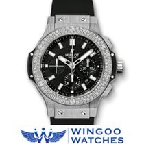 Hublot - Big Bang Diamonds acciaio Ref. 301.SX.1170.RX.1104