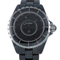 Chanel J12 Intense Black 33mm H3828