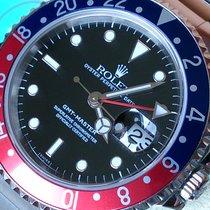 Rolex GMT II ST PEPSI REF 16700 +WIE NEU ++SWISS ONLY++B&P