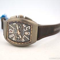 Franck Muller Vanguard Chronograph V 45 CC DT TT BR.5N