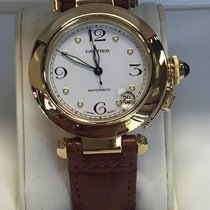 Cartier Pasha Gold 36mm Automatic