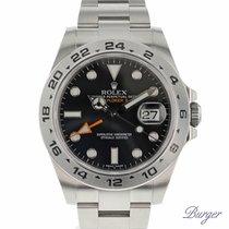 Rolex Explorer II Black NEW