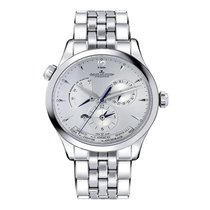 Jaeger-LeCoultre Men's Q1428121 Master Geographic Auto Watch