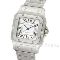 Cartier Santos Galbee XL Stainless Steel 32MM