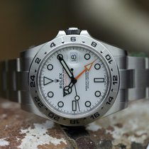 Rolex Explorer II Polar NEW Ref. 216570