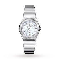 Omega Constellation Ladies Watch 123.10.27.60.05.002