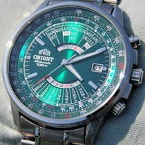 Orient Calculator Multi Anno Sub 100 Mt. Eu07-c2-a Ancora Come...