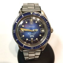 Squale Medium Steel Automatic Men's Watch 30atm Water...
