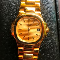 Patek Philippe Nautilus Lady Yellow Gold