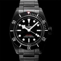 Tudor Heritage Black Bay Dark Black Steel 41mm - 79230DK