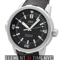IWC Aquatimer Collection Stainless Steel Black Dial 42mm