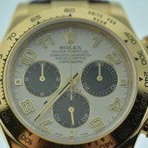 Rolex DAYTONA YELLOW GOLD RACING DIAL