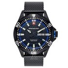 Swiss Military Men's Tank Nero Watch